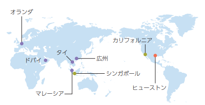 SPK 事業内容 海外拠点